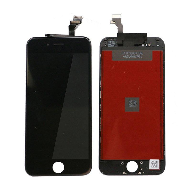 Replacement Full LCD Touch Screen For Iphone 6G 4.7 Inch LCD Black Color Mobile Phone Display