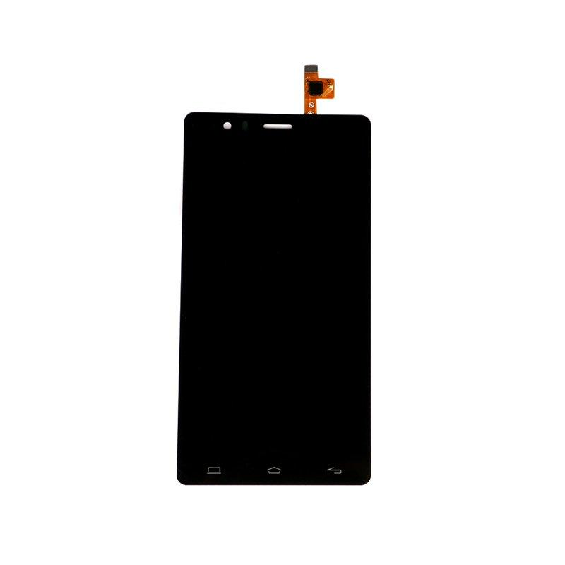 New Arrival Mobile Phone LCD Touch For BQ E6 Assembly Black Color