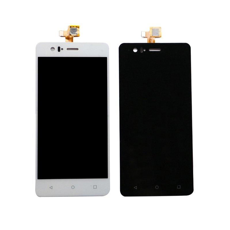Replacement Samrt Phone LCD Screen Touch Screen For BQ M5 Assembly White Color