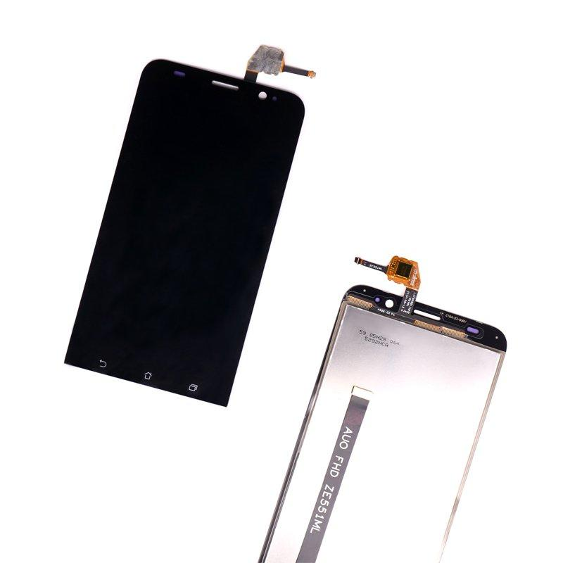 Hot Sale Black Color LCD Touch Screen for ASUS Zenfone 2 ZE551ML Assembly
