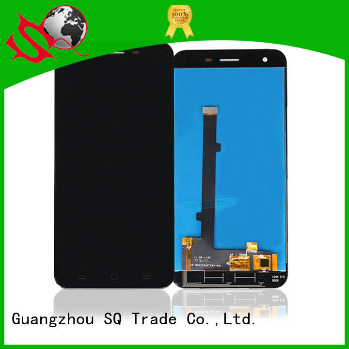 SQ Trade digitizer display touch screen manufacturer For ZTE ZMax Pro Z981