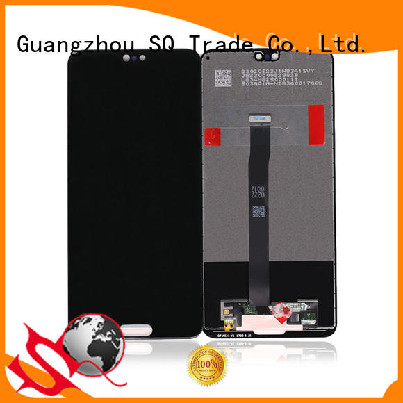 SQ Trade factory price custom lcd display supplier For Huawei Honor 8X
