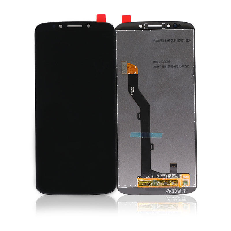 For Motorola for Moto G6 Play LCD Display+Touch Glass Screen Digitizer Assembly Black/White