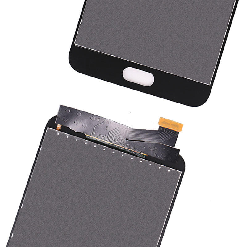For Samsung For Galaxy J7 Prime G610 LCD Display Touch Screen Digitizer Assembly Double Hole