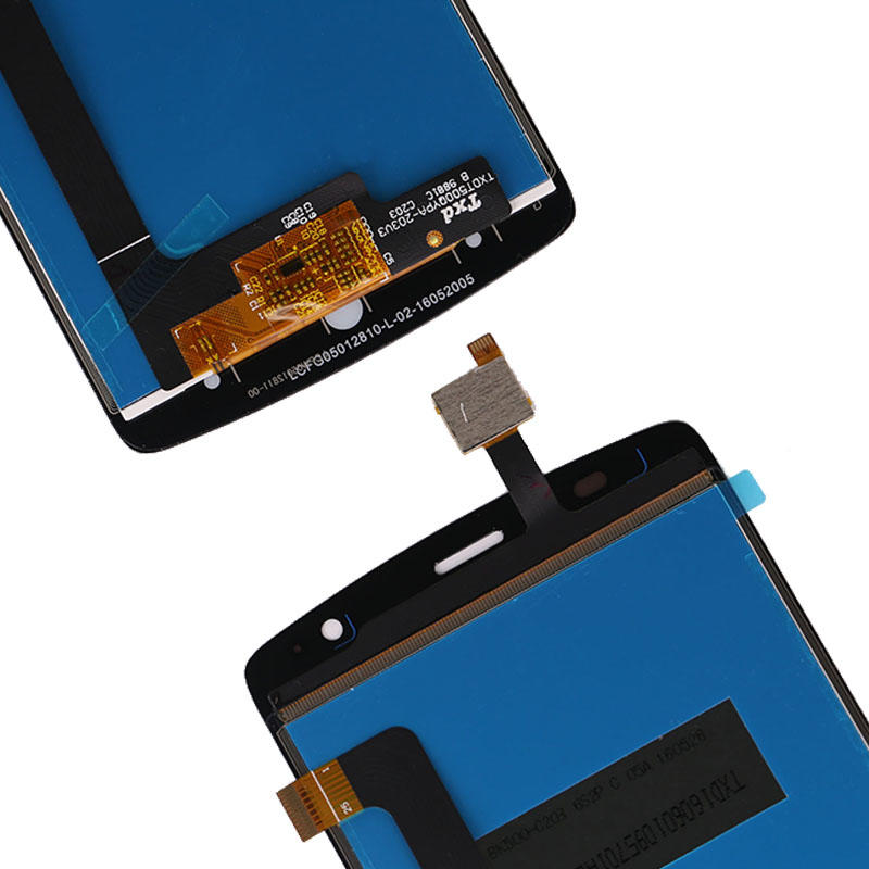 5.0'' For ZTE Blade L5 Plus LCD Digitizer Assembly Touch Screen  Replacement Parts