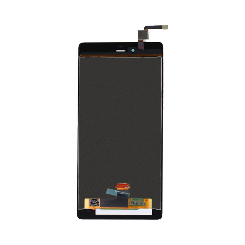 For ZTE Nubia Z9 Max NX510J NX512J  LCD Display+ 5.5 Inch Black Touch Screen Digitizer Assembly Repairparts For ZTE Z9 MAX
