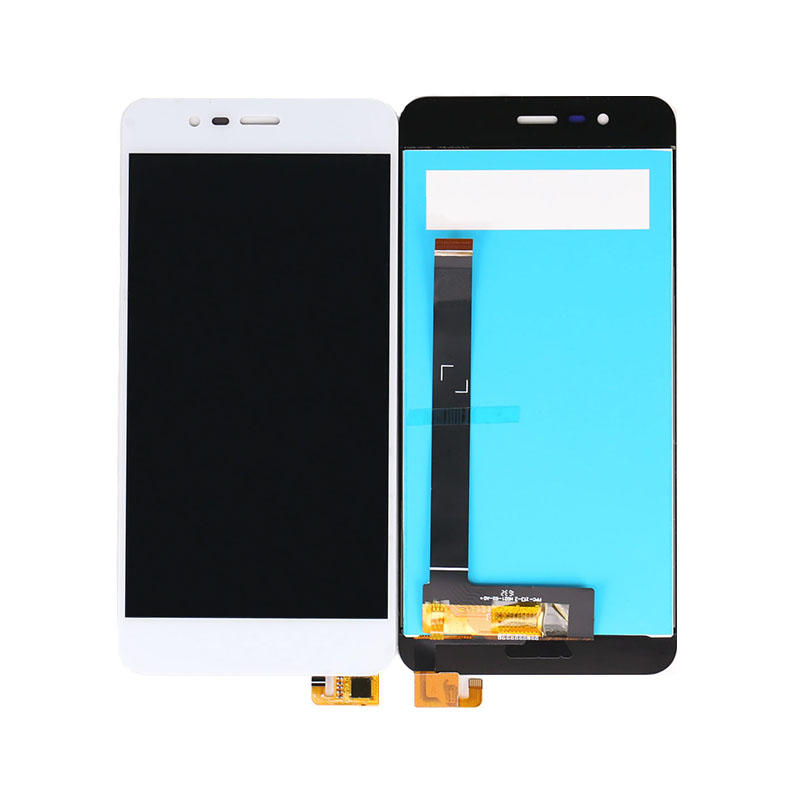 Tested 5.7'' Screen Sensor for ZTE Blade V9 Phone Touch Panel+ LCD Display Digitizer Touch Screen Lenses for ZTE V9 LCD