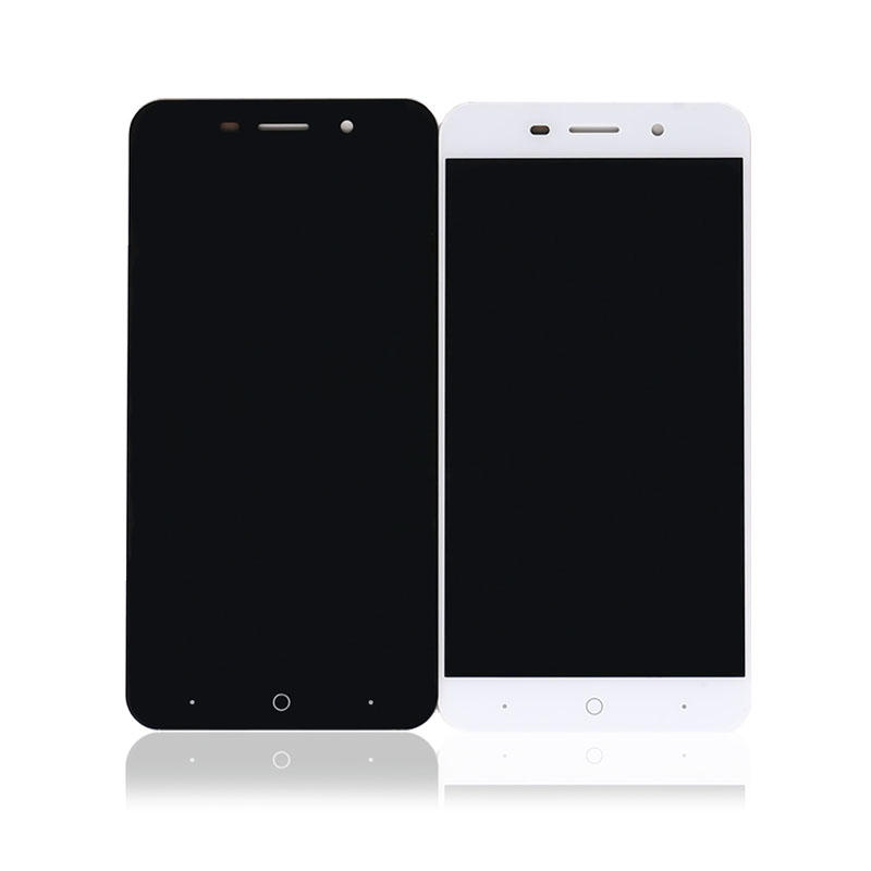 100% Tested Back/White For ZTE Voyage 4 Plus Blade A602 LCD Display + Touch Screen Digitizer Assembly Replacement parts