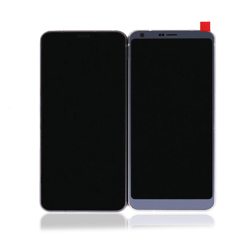 For LG G6 H870 H870DS H872 LS993 VS998 US997 LCD Display Touch Screen Digitizer Assembly With Frame