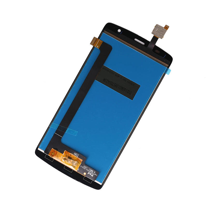 Black White Grey For ZTE Blade L5 Plus LCD Display With Touch Screen Digitizer Assembly