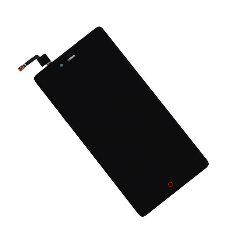 For ZTE For Nubia Z9 Max NX510J NX512J NX518J LCD Display+ 5.5 Inch Black Touch Screen Digitizer Assembly For ZTE Z9 MAX