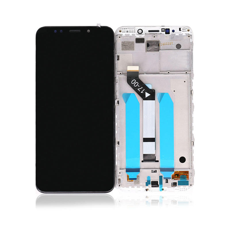 Original For Xiaomi For Redmi 5 Plus LCD Display Touch Screen + Frame For Redmi 5 Plus LCD Digitizer Replacement Repair Spare Pa