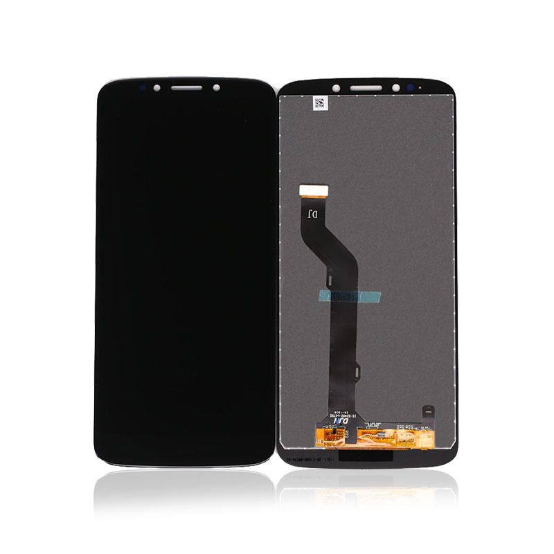 6.0 Inch High Quality For Motorola For Moto E5 Plus LCD Display Screen+Touch Screen Digitizer Assembly Black Golden Color