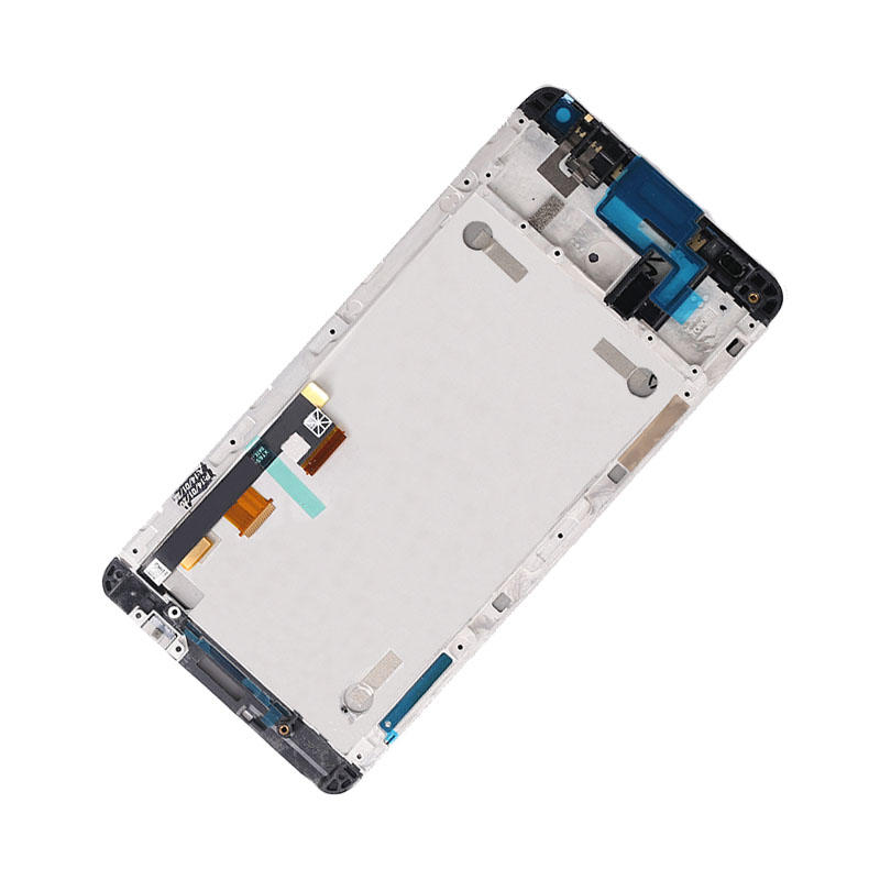 For HTC One Max LCD Display Touch Screen Digitizer Assembly With Frame 5.9 Inch 1920x1080