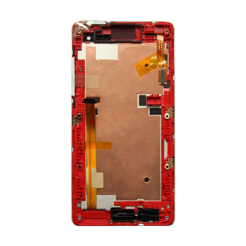 Mobile Phone Parts Display For HTC Desire 600 Touch Screen Desire 600 LCD with Frame Assembly