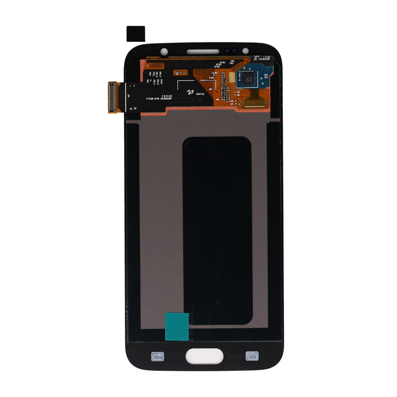 Gold 5.1'' Display For Samsung For Galaxy S6 G920 G920F LCD With Touch Screen Digitizer