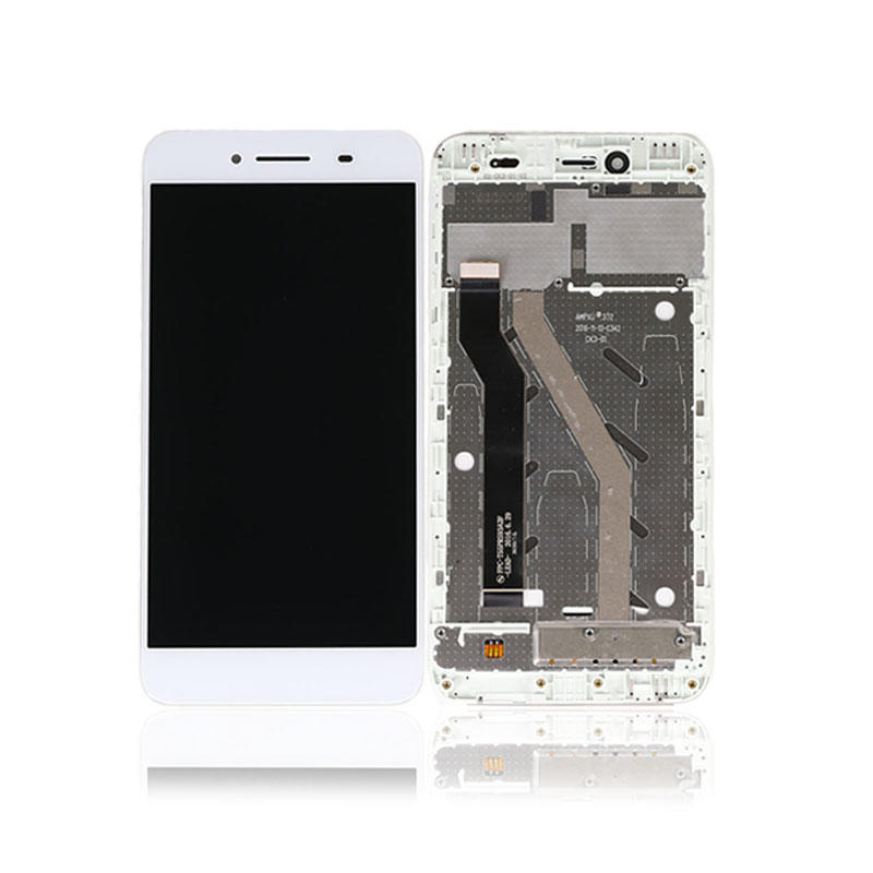 White For Coolpad For ivvi ck3 MTK6735 LCD Display Touch Screen With Frame