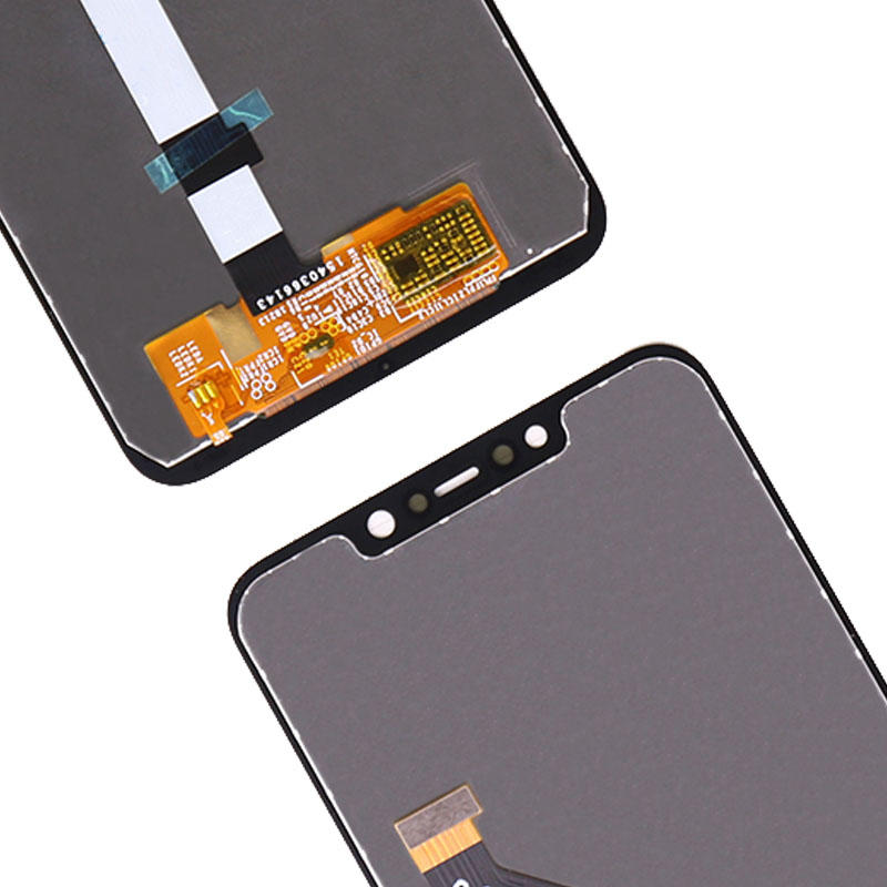 Original For Xiaomi Pocophone F1 LCD Display Touch Screen Digitizer Assembly For Xiaomi Mi Poco F1 LCD For Xiaomi F1 LCD Screen