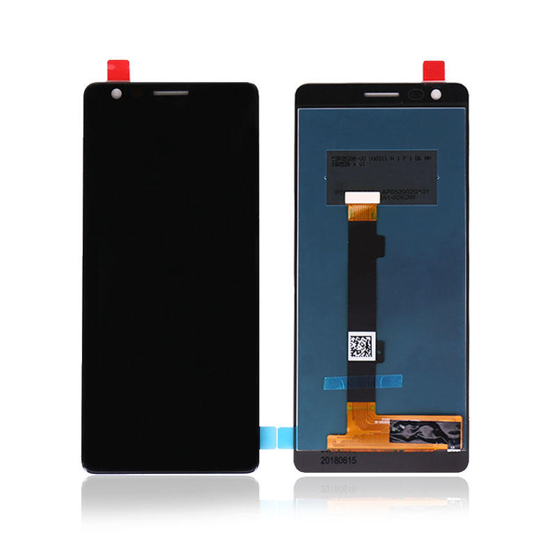 For Nokia 3.1 LCD Display And Touch Screen Digitizer Assembly Replacement  Phone Display