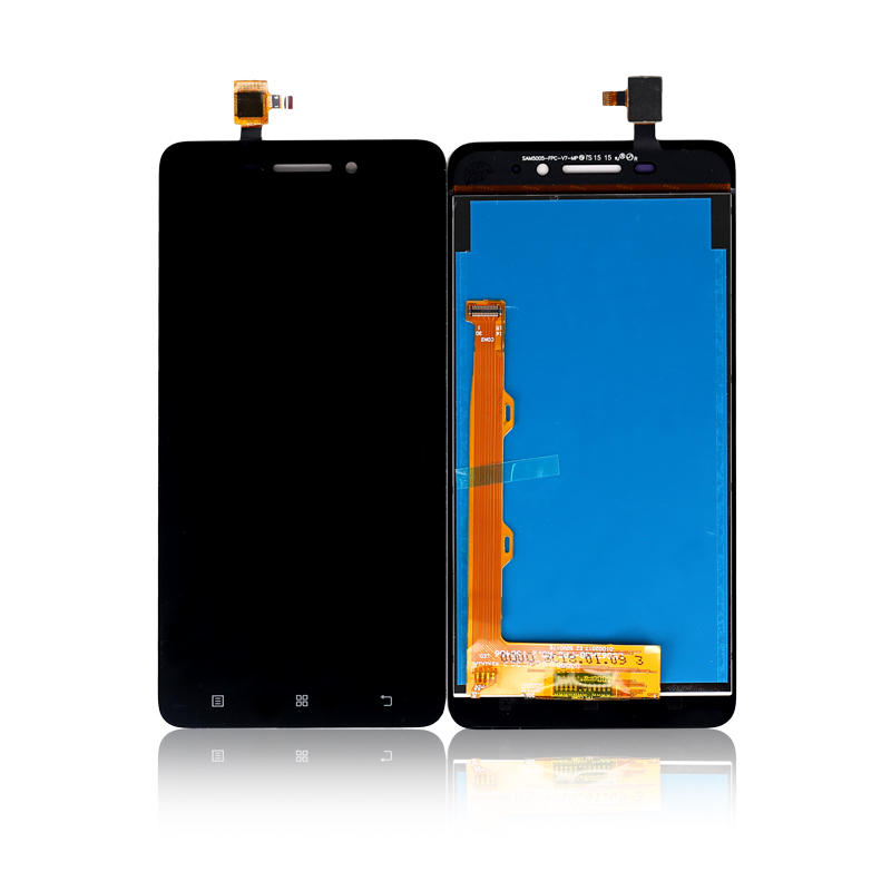 LCD Tested 5.0'' IPS Display Touch Screen Digitizer For Lenovo S60 S60W S60T S60A Replace Parts