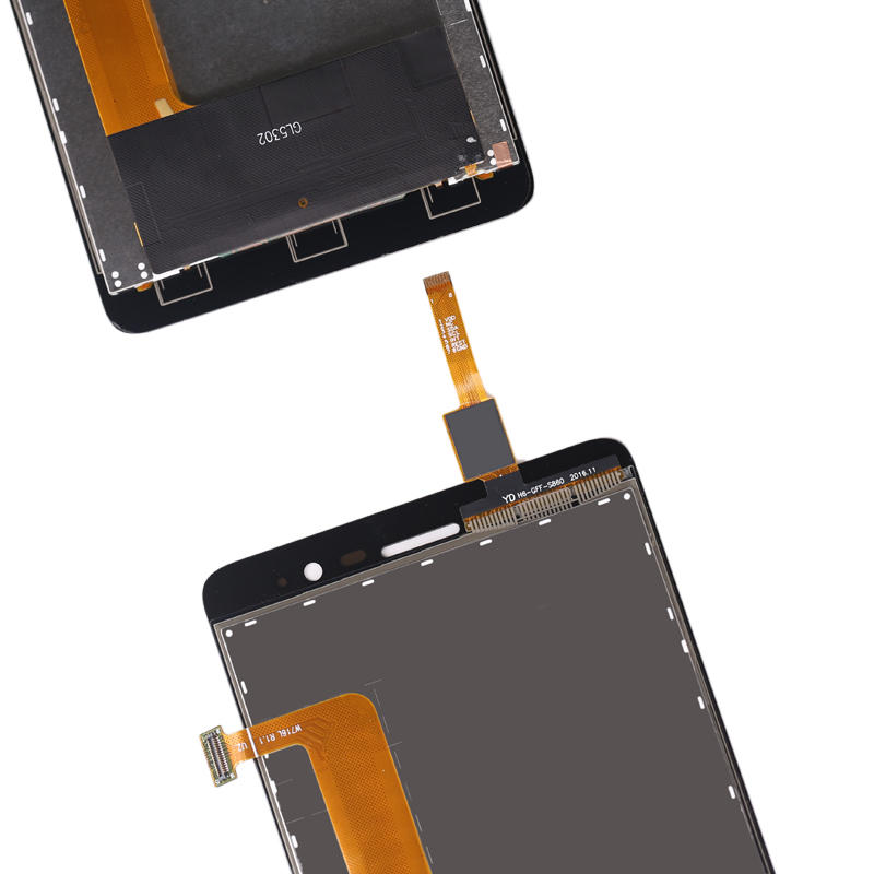 Original 5.3'' Display LCD Touch Screen Digitizer Replacement Parts Display For Lenovo S860