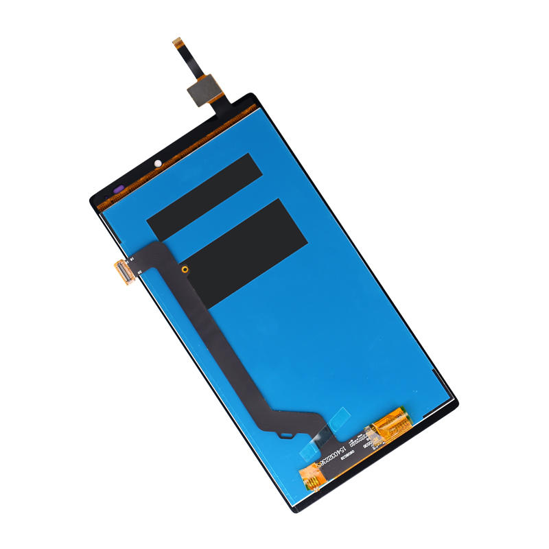No Dead Pixel LCD Display Touch Screen Digitizer Assembly For Lenovo Vibe K4 Note A7010
