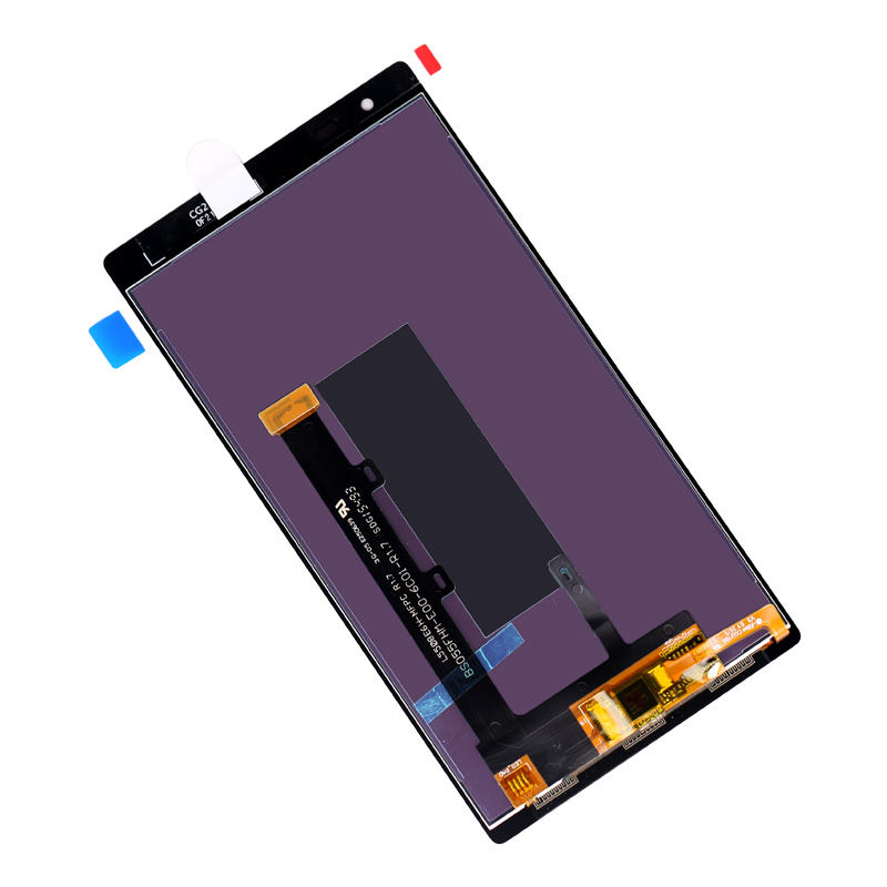 LCD Display Touch Screen Digitizer Replacement Parts For Lenovo Vibe X3 Lemon X X3C50 X3C70 X3A40