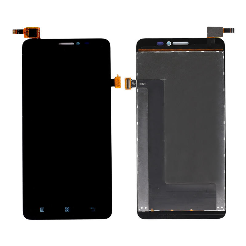 LCD Display Touch Screen Digitizer Assembly Replacement For Lenovo S850 S850T