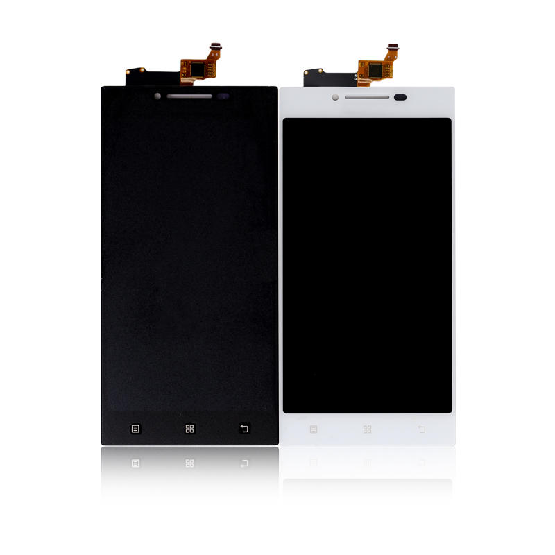5.0'' ORIGINAL LCD Display Touch Screen Replacement For Lenovo P70 P70-A P70A Black Whtie