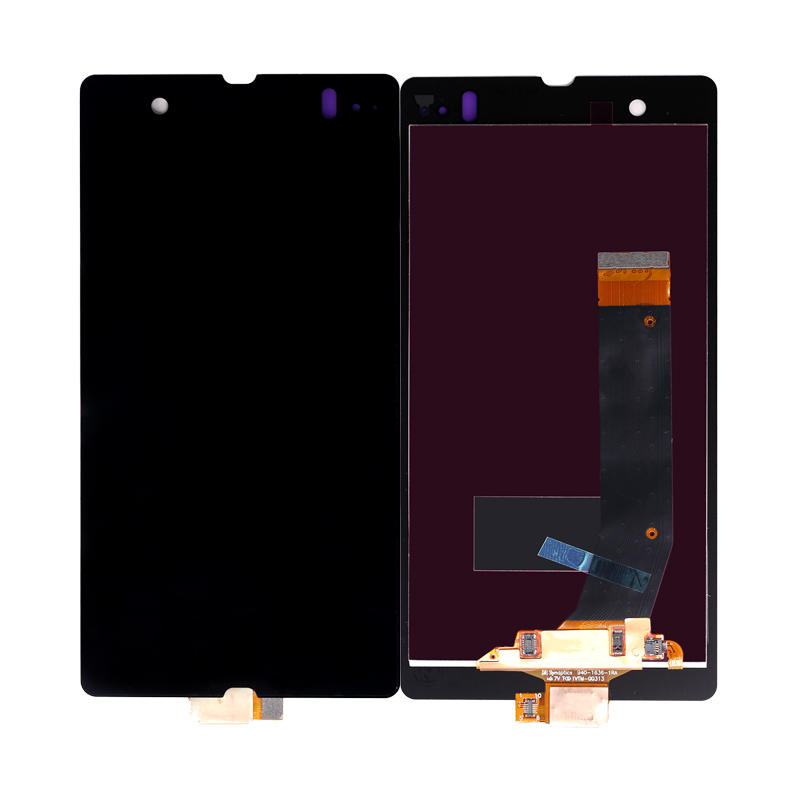 LCD Display Touch Screen Digitizer For Sony For Xperia Z L36h L36i C6606 C6603 C6602 C6601 C660X