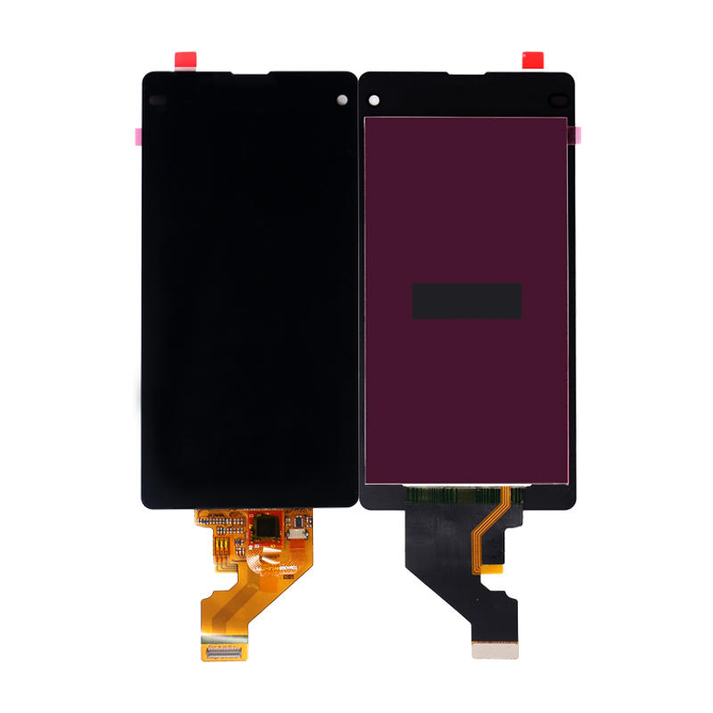 LCD Display Touch Screen Digitizer Sensor Glass Panel Assembly For Sony For Xperia Z1 Mini Compact D5503 M51w