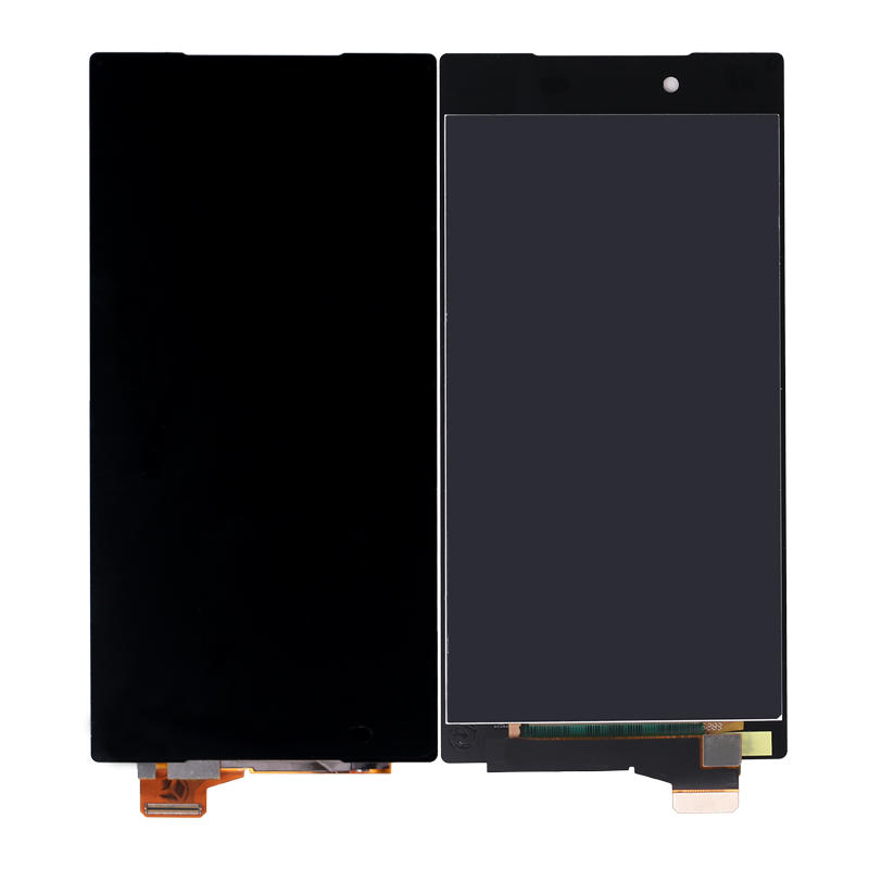 Black/White LCD Display with Touch Screen Digitizer Assembly For Sony For Xperia Z5 Premium E6853 E6883 E6833
