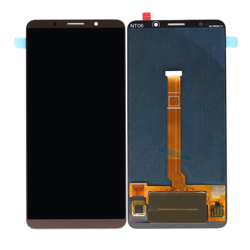 Gold LCD Screen Display+Touch Digitizer For Huawei Mate 10 Pro Display Replacement