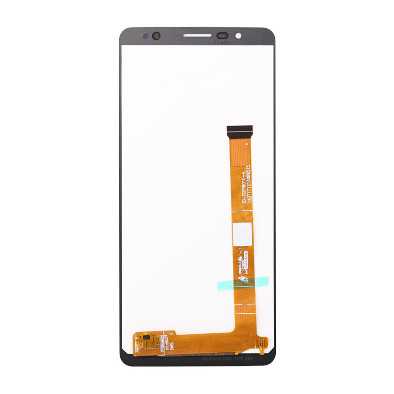 Mobile Phone LCD Display Touch Screen For Alcatel 3C 5026 XL Complete Black