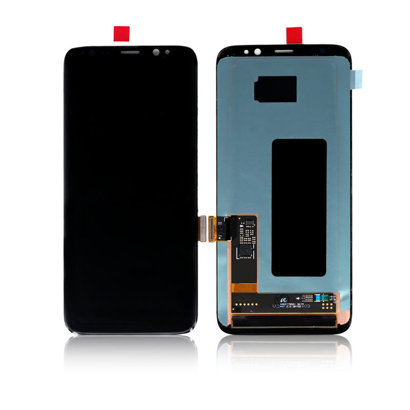100% Tested LCD Display Touch Screen Digitizer Replacement For SAMSUNG For Galaxy S8 G950 G950F