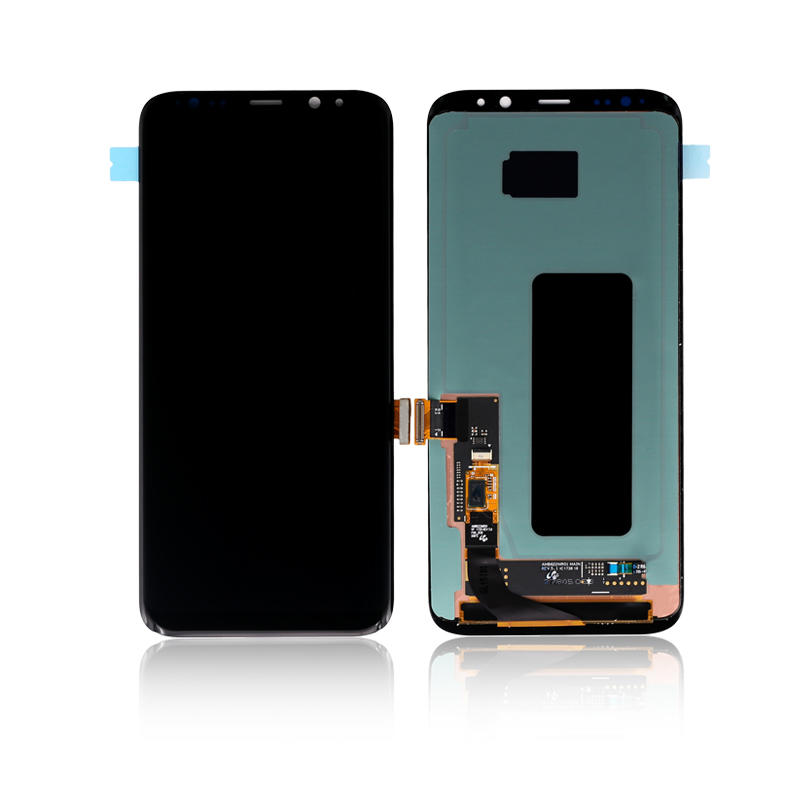 100% Original LCD Display With Touch Screen Digitizer For Samsung For Galaxy S8+ S8 plus G955F G955A G955FD