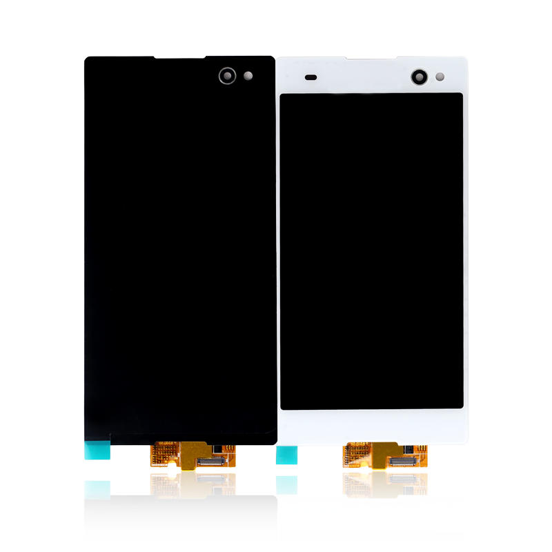 Replacements LCD Display Touch Screen For Sony For Xperia C3 For Xperia C3 Dual D2502 D2533 S55U S55T