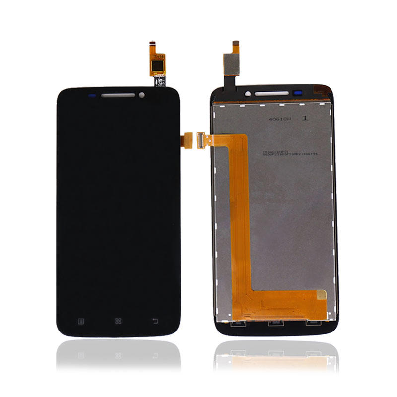 LCD Display With Touch Screen Digitizer Assembly Replacement Parts For Lenovo S650
