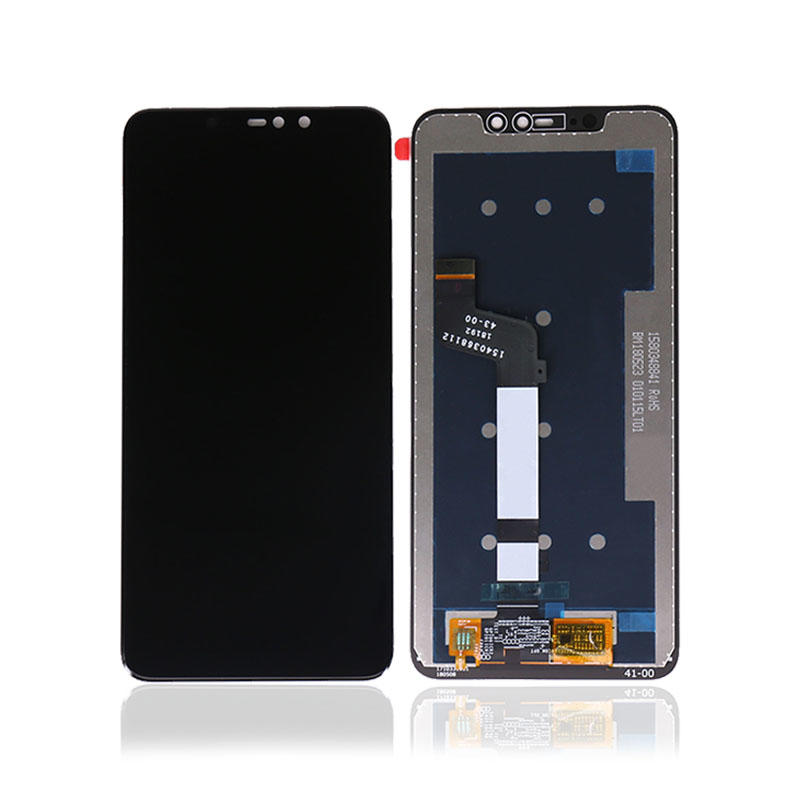 LCD Display Touch Screen Digitizer Assembly Repair Parts For Xiaomi For Redmi note 6 Pro