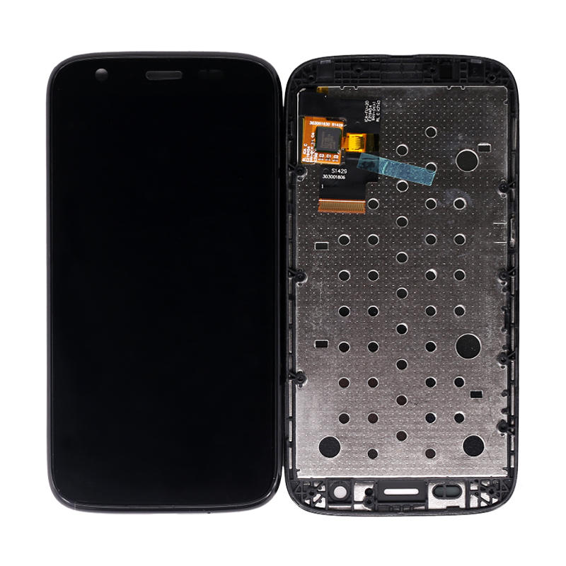 LCD Display Touch Screen Digitizer With Frame For Motorola For Moto G LCD xt1032 xt1033
