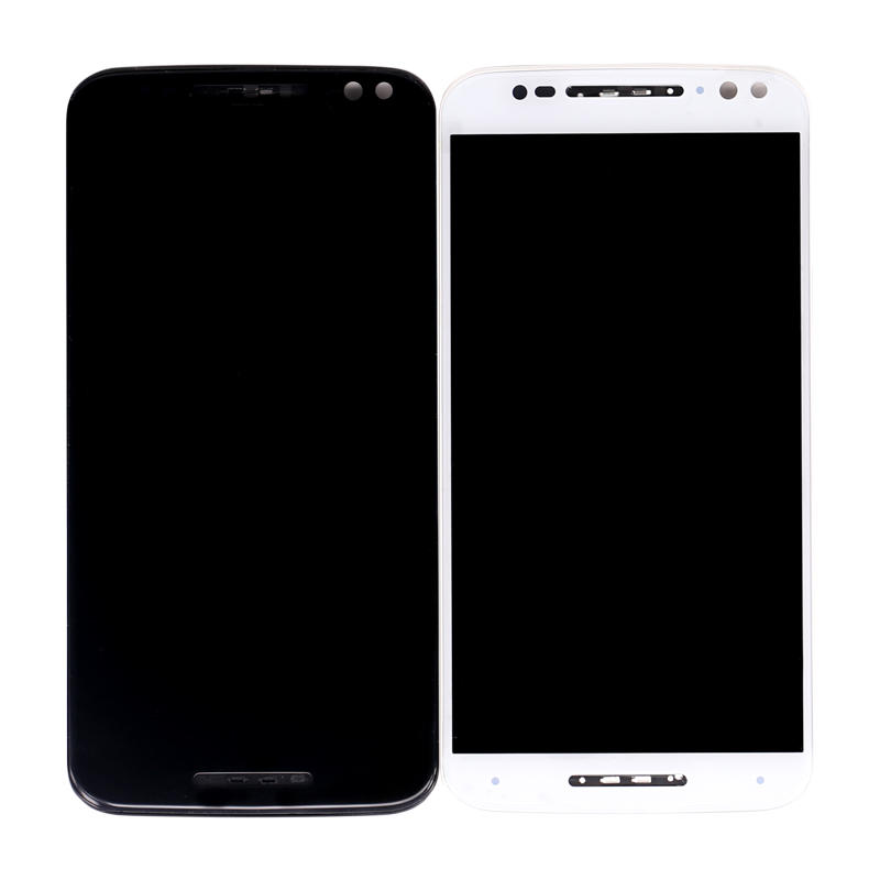 LCD Display + Touch Digitizer Screen Assembly with Frame For Motorola For Moto X style X3 XT1575 XT1572 XT1570
