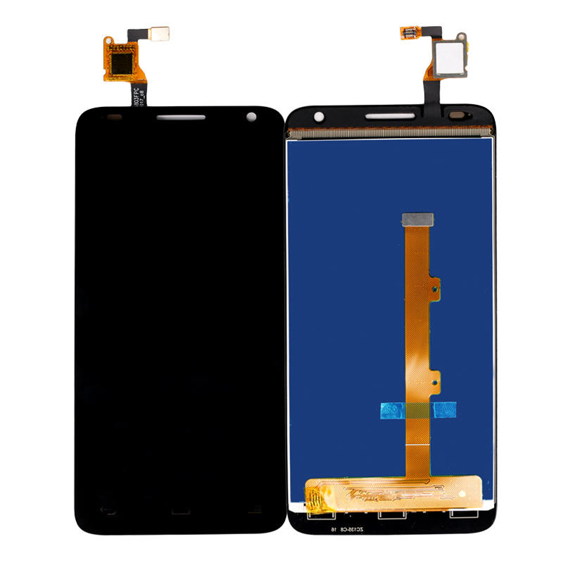 LCD Display With Touch Screen Digitizer Assembly For Alcatel One Touch Idol 2 Mini S OT6036 6036 6036Y