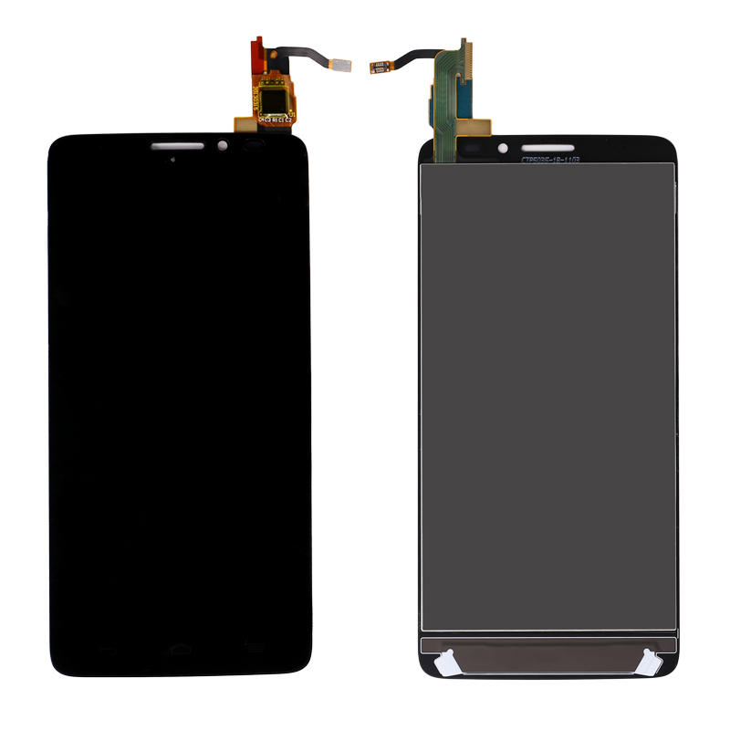 LCD Display+Touch Screen Assembly For Alcatel One Touch Idol X 6040 6040A 6040D 6040X OT6040