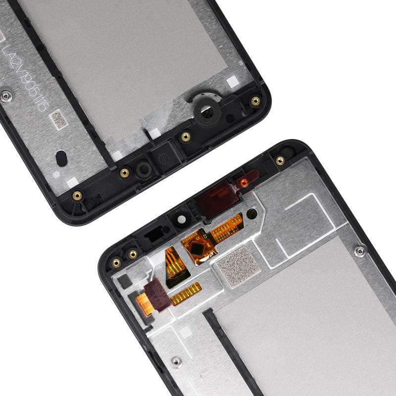LCD Display Touch Screen Digitizer With Frame Assembly For Microsoft For Nokia Lumia 640xl