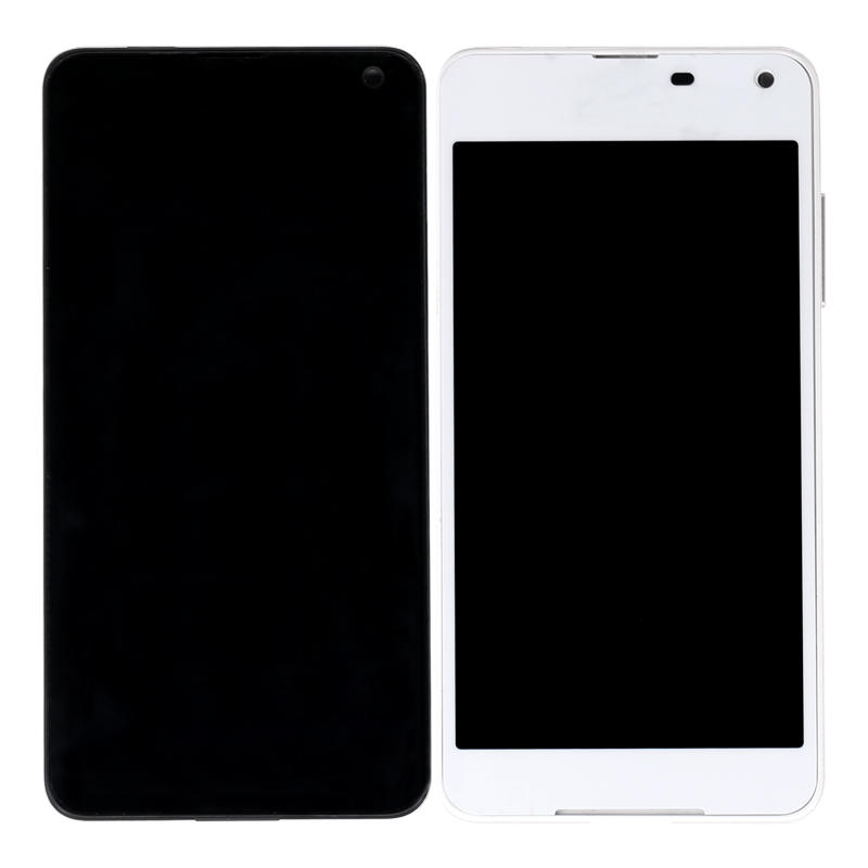 LCD Display with Touch Screen Digitizer Assembly With frame For Microsoft For Nokia Lumia 650