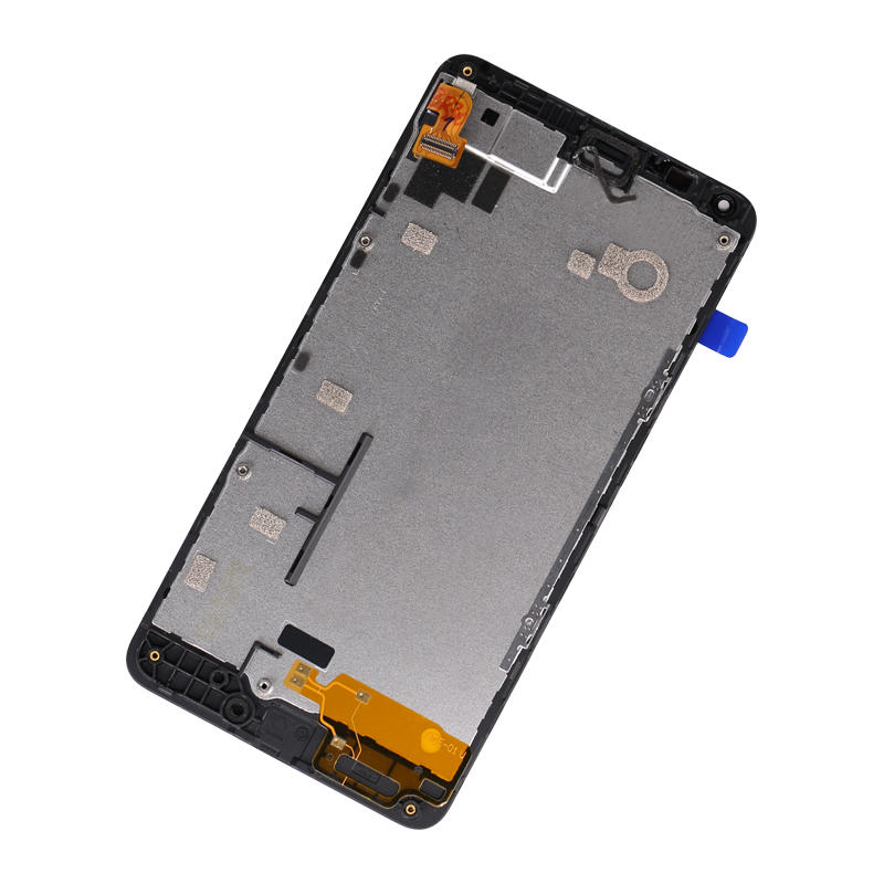 LCD Display Touch Screen Digitozer with Frame Replacement  For NOKIA For Microsoft Lumia 640