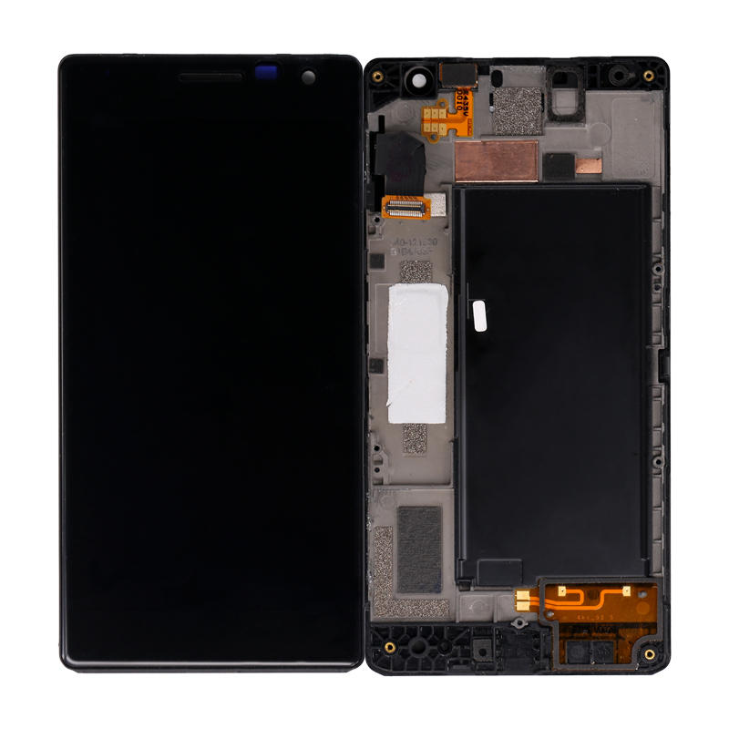 LCD Display + Touch Screen with Frame Replacement For Nokia Lumia 730 735
