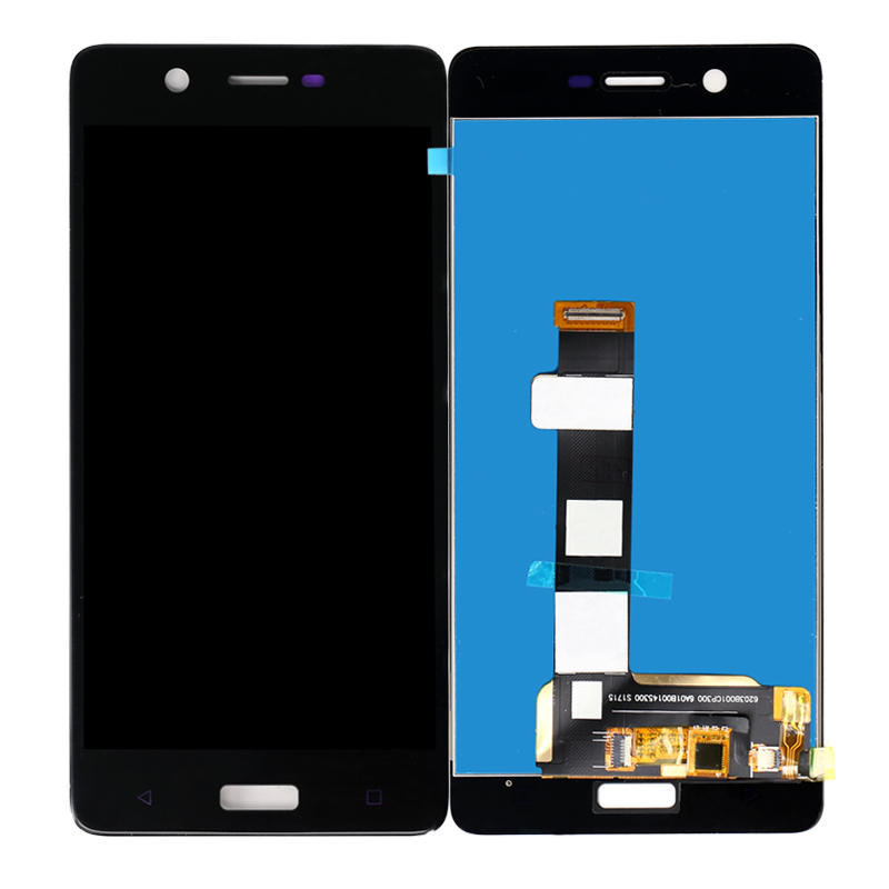 LCD Display With Touch Screen Digitizer Assembly Replacement Parts For Nokia 5 N5 TA-1008 TA-1030 TA-1053