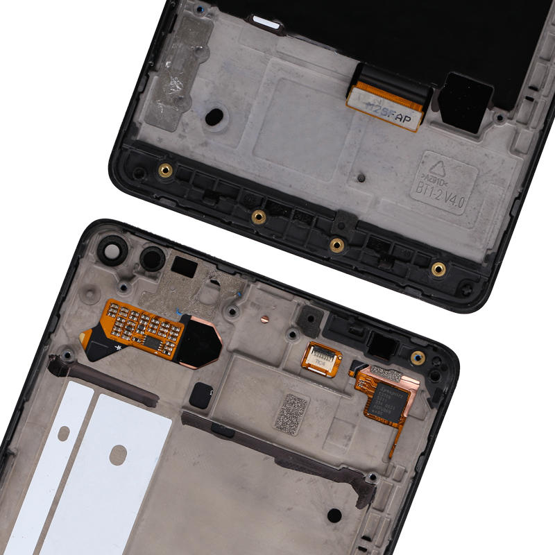 LCD Display Touch Screen Digitizer Assembly With Frame For Microsoft For Nokia Lumia 950Xl RM-1116