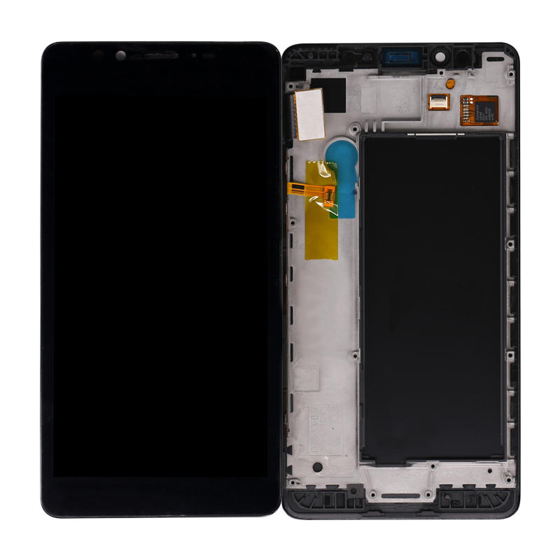 LCD Display+Touch Screen Digitizer Assembly+Frame Replacement Parts For Nokia Lumia 950 RM-1104 RM-1118